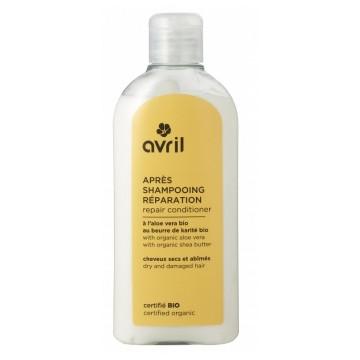 Après shampooing Réparation cheveux secs et abîmés 200ml Avril beauté