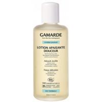 Lotion apaisante douceur 200 ml - Gamarde lotion démaquillante peaux sensibles Aromatic provence