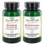 Duo Ginseng Eleuthérocoque 2x90 gélules - Espritphyto