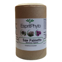 Saw Palmetto 90 gélules - EspritPhyto Confort Urinaire Aromatic Provence