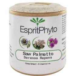 Saw Palmetto 90 gélules - EspritPhyto