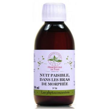 Nuit Paisible Dans les Bras de Morphée Phyto-concentré 200ml Herboristerie de Paris