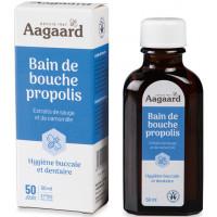 bain de bouche à la propolis 50ml Aagaard, Aromatic provence