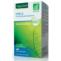 Prêle Bio 150 Gélules Végécaps - Naturland silicium oligo-éléments élimination Aromatic provence
