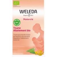 Tisane allaitement bio 20 sachets - Weleda verveine fénugrec fenouil Aromatic provence