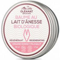 Baume au lait d ânesse régénérant - Oleanat hydratation et anti-âge Aromatic provence