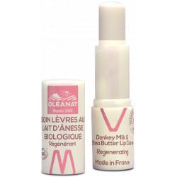 Baume à lèvres au lait d'ânesse - Oleanat
