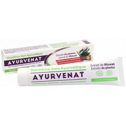 Dentifrice Ayurvédique à l'extrait de plante de Miswak - Oléanat