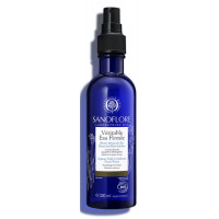 Véritable Eau florale Bleuet bio 200ml Sanoflore paupières fatiguées Aromatic provence