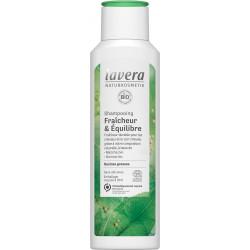 Shampooing fraicheur et équilibre 250ml - Lavera