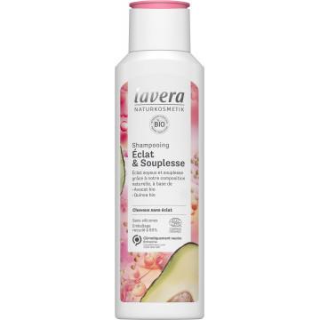 Shampooing Eclat et Souplesse 250 ml - Lavera
