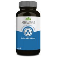 Calcium Plus 60 gélules végétales 500mg - Equi Nutri entretien des os Aromatic provence