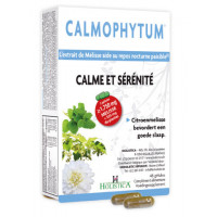 Calmophytum 48 gélules - Holistica bras de morphée relaxation Aromatic provence