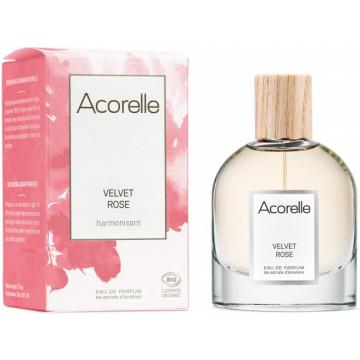 Eau de parfum Velvet Rose 50ml - Acorelle