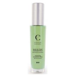 Base de teint sublimatrice 30 ml No 25 -  Verte - Couleur Caramel