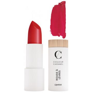 Rouge à lèvres Naturel Mat No 122 Rouge Groseille 3.5gr - Couleur Caramel