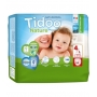 24 Couches Single Pack (T4/L) 7/18kg x24 - Tidoo
