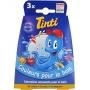 3 pastilles pour le bain Bleu Jaune Rouge x3 - Tinti