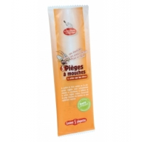 5 pièges à mouches avec attractif 3g x5 - Droguerie Ecologique Aromatic provence
