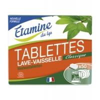 50 Tablettes lave vaisselle 1kg x50 - Etamine du Lys Aromatic provence