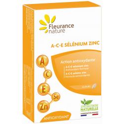A C E sélénium zinc 30 comprimés - Fleurance Nature