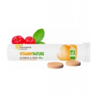 Acérola Bio 20 comprimés - Fleurance Nature Aromatic provence
