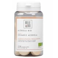 Acérola Bio 64g 30 comprimés - Belle et Bio Aromatic provence