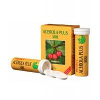 Acérola Plus 500 naturelle Boite de 2 tubes de 15 comprimés x30 - Phyto-Actif Aromatic provence