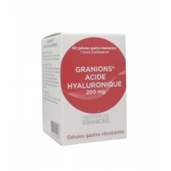 Acide Hyaluronique 60 Gélules - Ea Pharma
