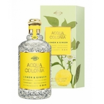 Acqua Colonia Citron et Gingembre 170ml - 4711