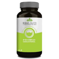 Complex cholestérol N°29 30 gélules végétales - Equi-Nutri