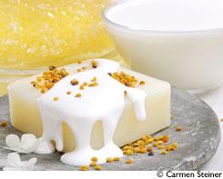Savon au lait d'ânesse