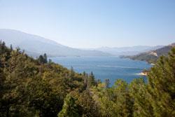 Lac Klamath Oregon