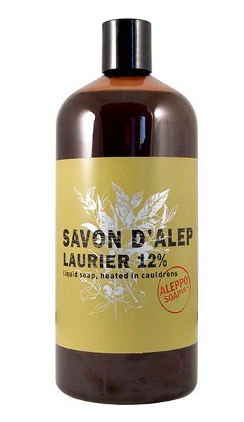 savon d'alep liquide 1 litre