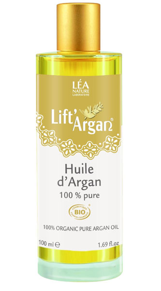 L'Huile Argan bio 100% pure 50 ml - Lift'Argan