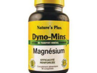 Dyno Mins Magn?sium Nature?s Plus