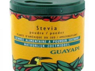STEVIA POUDRE VERTE - GUAYAPI