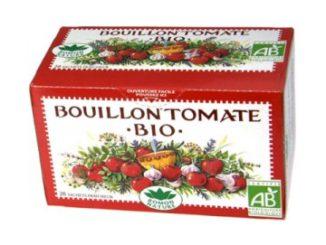 BOUILLON TOMATE BIO - ROMON NATURE