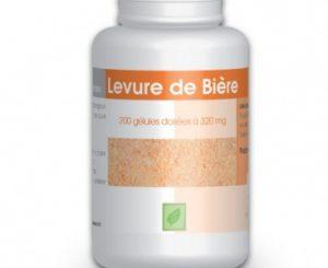 LEVURE DE BIÈRE REVIVIFIABLE 200 GÉLULES DE 320MG - GPH DIFFUSION