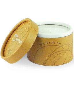 poudre de soie minérale couleur caramel et maquillage bio des plus parfaits !