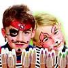 Maquillage bio enfant pour déguisement