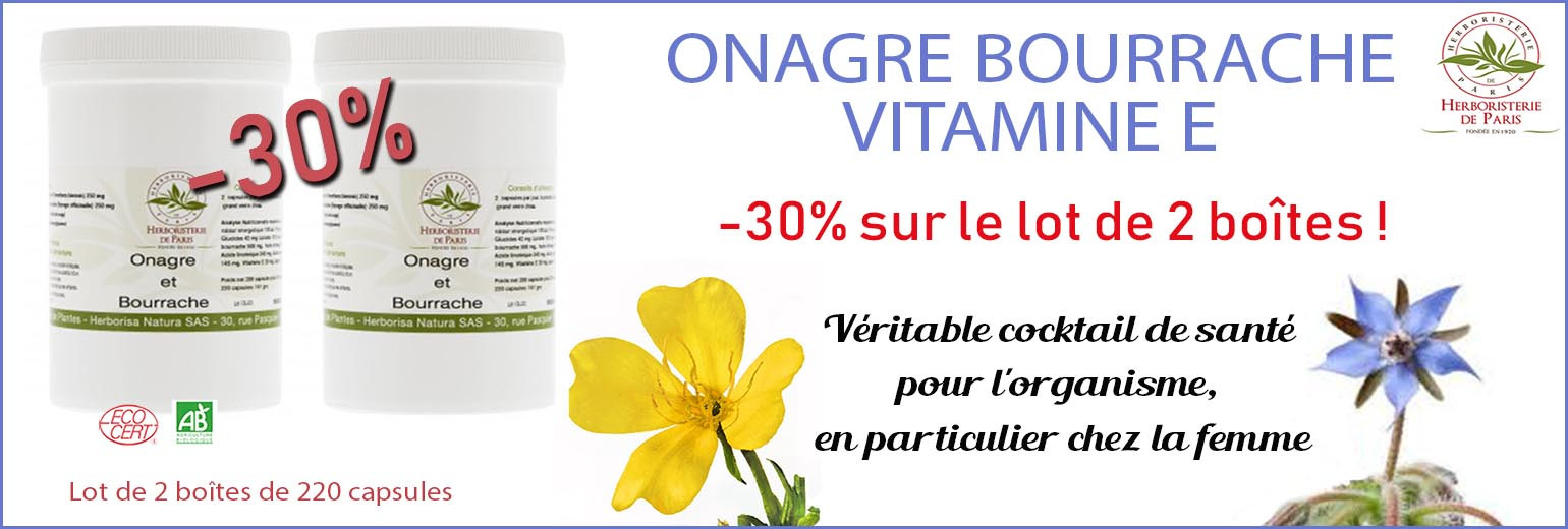 onagre bourrache -30%
