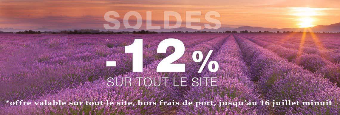 -12% sur tout le site-soldes été