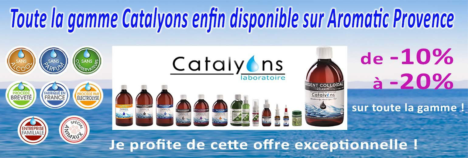 catalyons promotion -10% à -20%